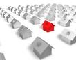 3D-Haus, Immobilie, Verkauf