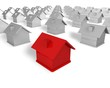 Haus, 3D, Immobilien