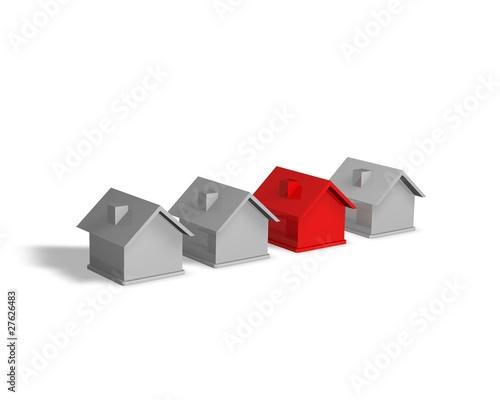 Architektur,3D, Haus