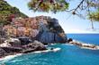 Leinwandbild Motiv Manarola, Cinque Terre