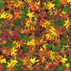 foglie autunno fondo