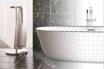 Bath Design in 3d