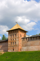 Tower of Novgorod Kremlin