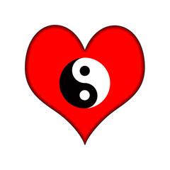 Ausgeglichenes Herz