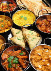 Indian Food Banquet