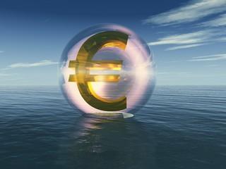 Der leuchtende Euro