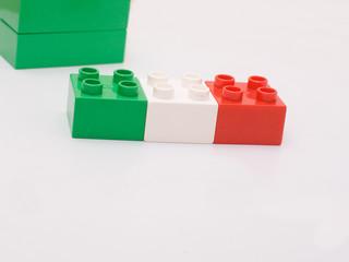 costruzioni tricolore