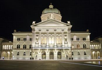 Bundeshaus / Palais Fédéral / Palazzo Federale
