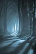 Fototapeta Gałąź - Zimny - Dziki pejzaż