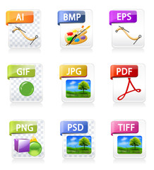 Image File Type Icons