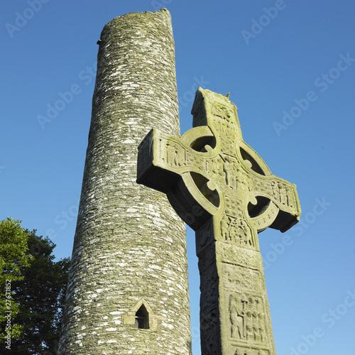 Monasterboice, County Louth, Ireland - 27671852