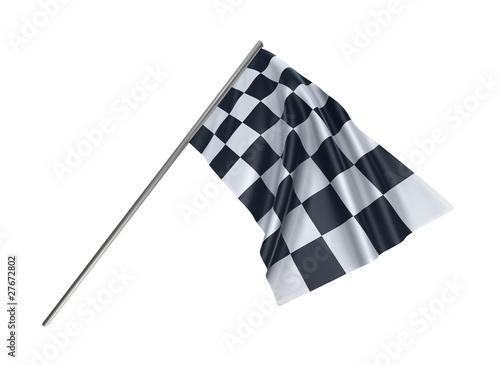 Aluminium Motorsport Am Ziel