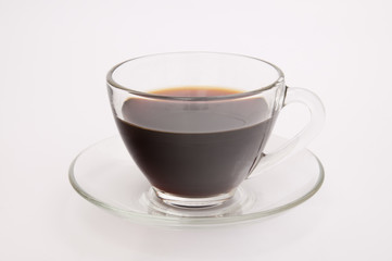 coffee cup isolate on white background