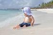 Baby, Beach and Ocean