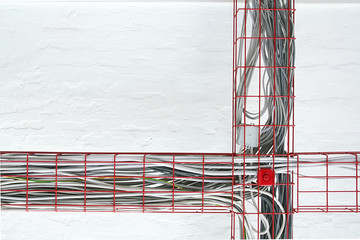 Stromleitungen / Kabel