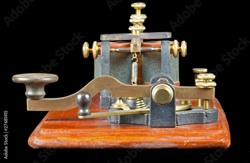 Antique Morse Key (c1860)