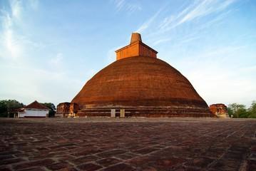 Jetavana Stupa - Anuradhapura
