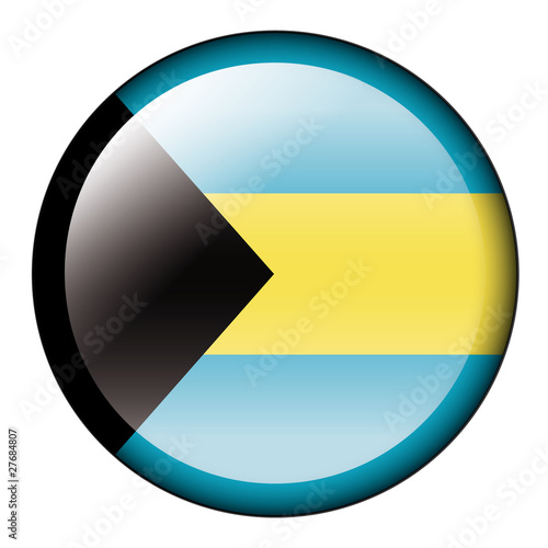 bahamas flag button