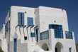 Typical architecture in old village - Astypalea Dodecanese