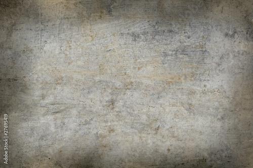 Leinwanddruck Bild Hintergrund - alte Wand im Keller
