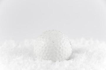 Wintersaison Golf