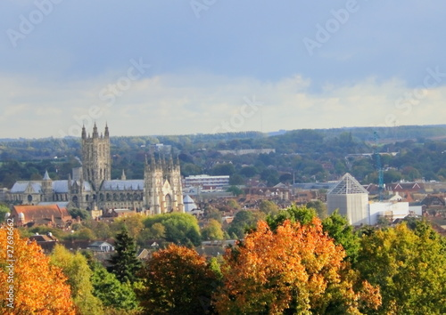 Canterbury Cathedral and City