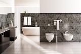 Contemporary Designed Bath