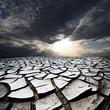 Leinwanddruck Bild - Desert