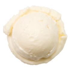 Eine Kugel Eis, Vanilleeis