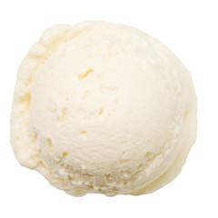 Eine Kugel Eis, Weisses Schokoladeneis