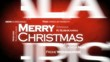 Merry Christmas international language video background