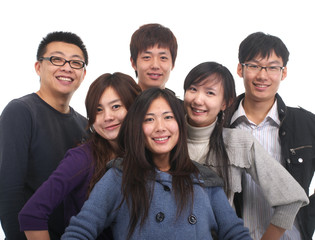 Young Chinese group