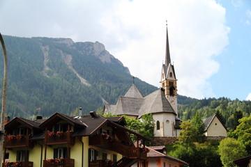 Church of Moena