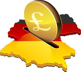Invest Pounds in Germany