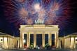 Fototapeten,berlin,brandenburger,tor,feuerwerk