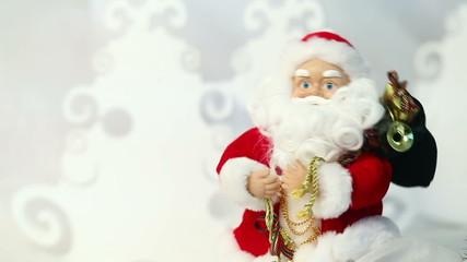 Dancing Santa toy