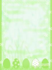 Osterhintergrund (Briefpapier)