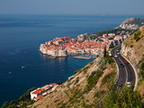 Dubrovnik town from above - 27731444