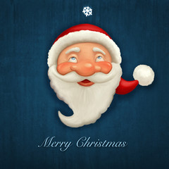 Santa Claus Greetings card