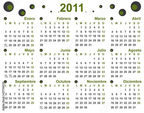 Hair Style For You: Calendario 2011 Italia
