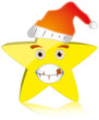 Christmas Star - Happy