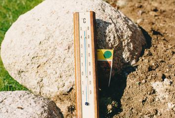 Thermometer 50 Grad
