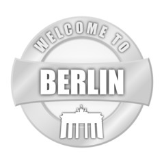 button light welcome to berlin I