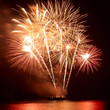 Fireworks, salute