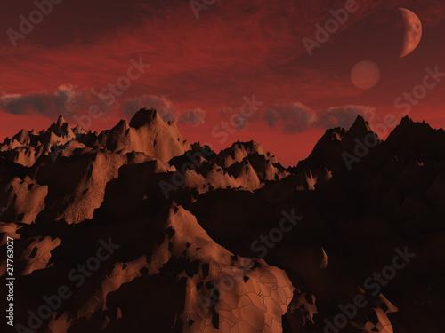 Fototapeten,marriage,berg,landschaft,atmosphäre
