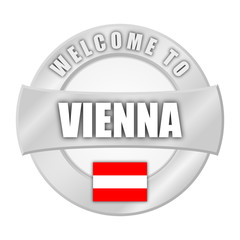 button light welcome to vienna I