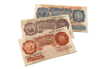 discontinued sterling notes