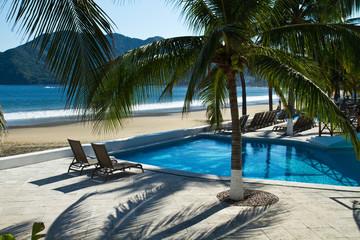 Relaxing Seaside Resort