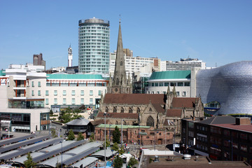Birmingham Skyline, Birmingham, United Kingdom