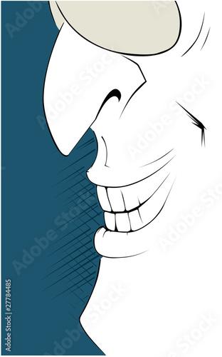 man smile © lusikkolbaskin
